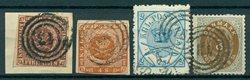 Danmark - 1852-71