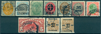 Danmark - 1875-1928