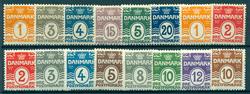 Danmark - 1905-30