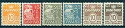 Danmark - 1933-38