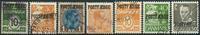 Danmark - Postfærge - 1922-50