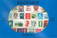 Europa - Kilovare - Mix - 100 gr.