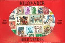 Hele verden - Kilovare - Mix - 100 gr.