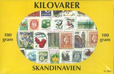 Skandinavien - Kilovare - Mix - 100 gr.