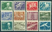 Sverige - Postjubilæum - 1936