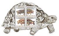 Namibia - Skildpadde - Postfrisk miniark