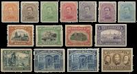 Belgique 1915 - OBP 135-149 - Neuf avec charnieres