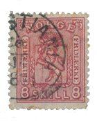 Norvège 1867-68 - AFA 15 - Oblitéré