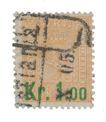 Norway 1905 - AFA 62 - Cancelled