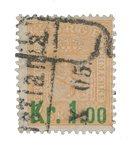 Norvège 1905 - AFA 62 - Oblitéré
