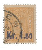 Norge 1905 - AFA 63 - Stemplet
