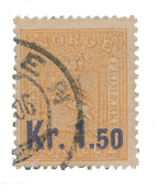 Norway 1905 - AFA 63 - Cancelled
