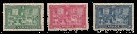 Norvège 1914 - AFA 89/91 - Neuf avec charnières