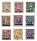 Norge 1929 - AFA 139/47 - Stemplet