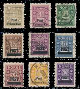 Norvège 1929 - AFA 139/47 - Oblitéré