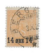 Norge 1929 - AFA 152 - Stemplet