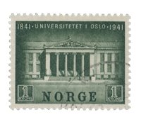 Norvège 1941 - AFA 231 - Oblitéré