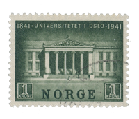 Norge 1941 - AFA 231 - Stemplet