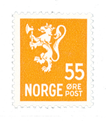 Norvège 1946 - AFA 335 - Neuf