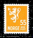 Norge 1946 - AFA 335 - Postfrisk