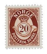 Norvège 1950-51 - AFA 372 - Neuf