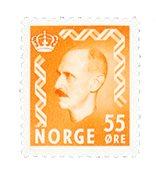 Norvège 1950-51 - AFA 378 - Neuf