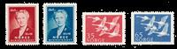 Norvège 1956 - AFA 418/21 - Neuf