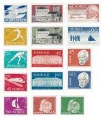 Norge 1961 - AFA 465/79 - Postfrisk