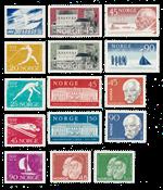 Norvège 1961 - AFA 465/79 - Neuf