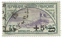 France 1922 - YT 166 - Oblitéré