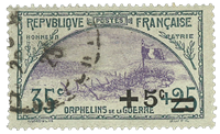France 1922 - YT 166 - Cancelled