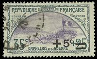 Frankrig 1922 - YT 166 - Stemplet