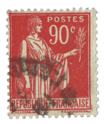 France 1932 - YT 285 - Oblitéré
