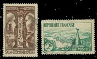 Frankrig 1935 - YT 301-02 - Stemplet