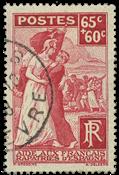 Frankrig 1938 - YT 401 - Stemplet