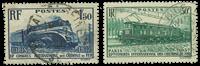 France 1937 - YT 339-40 - Cancelled