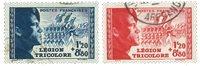 Frankrig 1942 - YT 565/66 - Stemplet