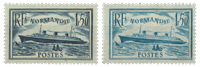 Frankrig 1935 - YT 299/300 - Ubrugt