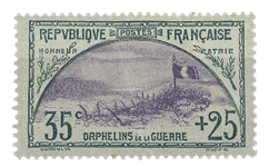 France 1917 - YT 152 - Neuf avec charnière