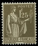 Frankrig - YT 287 - Postfrisk