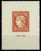 France 1949 - YT 841 - Neuf avec charnière