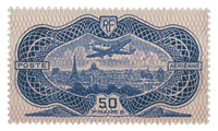 France 1936 - YT A15 - Neuf avec charnière