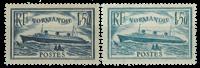 France 1935 - YT 299/300 - Neuf