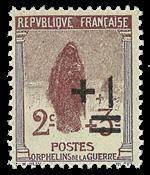 Frankrig 1922 - YT 162 - Postfrisk
