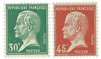 France 1923 - YT 174/75 - Neuf