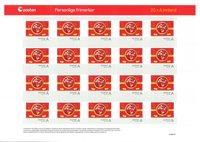 挪威邮票 挪威首枚生肖邮票 鸡票 外国邮票 收藏