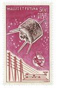 Wallis PA022 * 50 fr Cent. Union int.télécom. 1965