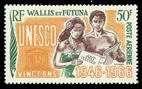 Wallis - YT PA028 - postfrisk