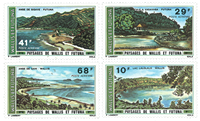 Wallis - YT PA067-70  - postfrisk