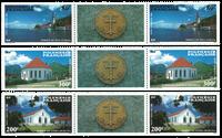 Polynesien - YT PA193A/95A - Postfrisk